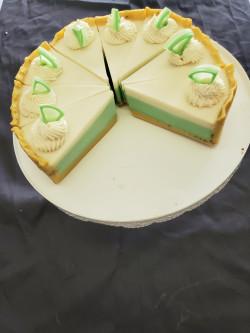 Key Lime Pie - Key Lime Pie Soap - Cake Slice Handmade - All natural = Artisan, Organic Vegan