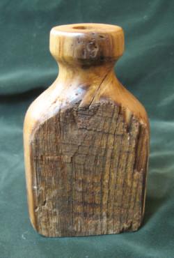 Dry Vase, Small American Chestnut
